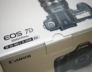 Rumored EOS 7D